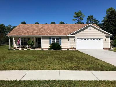 109 SAINT AUGUSTINE DR, Cape Carteret, NC 28584 - Photo 1