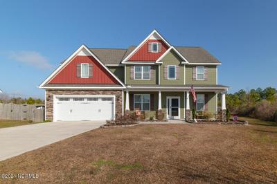 402 CANOE LN, Swansboro, NC 28584 - Photo 1