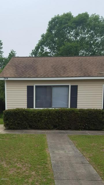 244 EASY ST, Jacksonville, NC 28546 - Photo 1