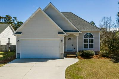 615 FLYBRIDGE LN, BEAUFORT, NC 28516 - Photo 1