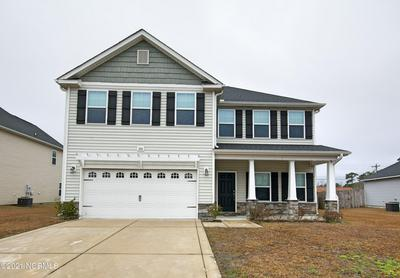 206 SAILOR ST, Sneads Ferry, NC 28460 - Photo 1