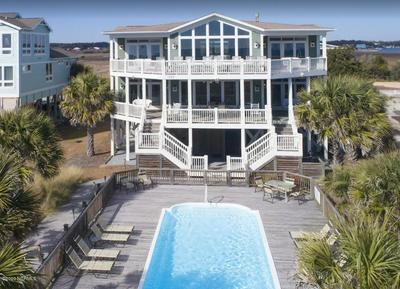1327 OCEAN BLVD W, Holden Beach, NC 28462 - Photo 1