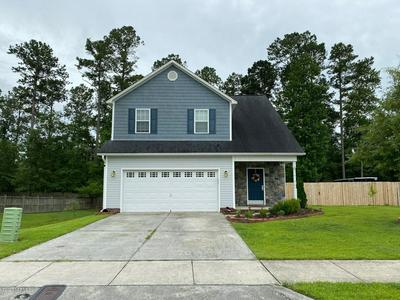 615 STAGECOACH DR, Jacksonville, NC 28546 - Photo 1
