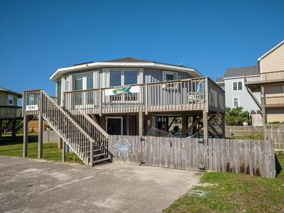 3045 ISLAND DR, North Topsail Beach, NC 28460 - Photo 2