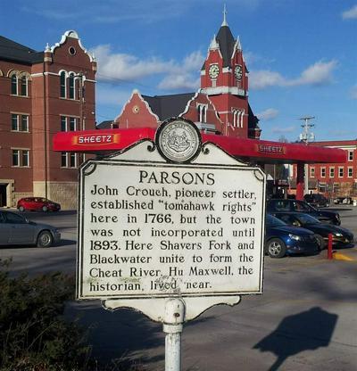 151 BATTLE ST, Parsons, WV 26287 - Photo 1