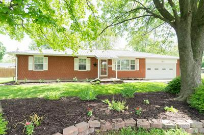 708 WILMAN DR, Moberly, MO 65270 - Photo 1