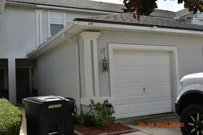 419 SOUTHERN BRANCH LN, JACKSONVILLE, FL 32259 - Photo 1