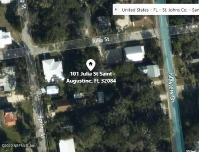 101 JULIA ST, ST AUGUSTINE, FL 32084 - Photo 1