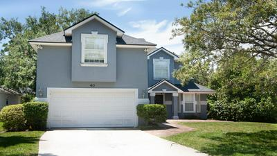 40 VALENCIA ST, PONTE VEDRA BEACH, FL 32082 - Photo 1