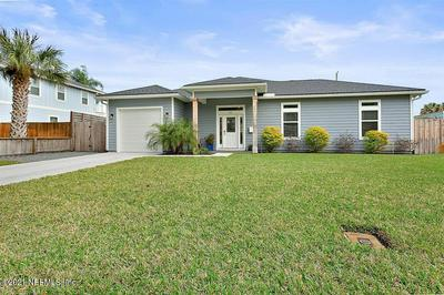 524 BARBARA LN, JACKSONVILLE BEACH, FL 32250 - Photo 1