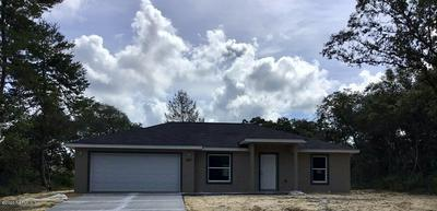 2597 SW 153RD PLACE RD, OCALA, FL 34473 - Photo 1