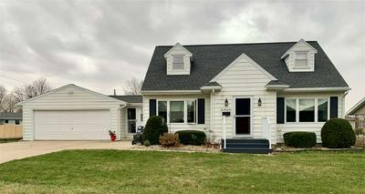 121 RIDGE ST, Reinbeck, IA 50669 - Photo 1