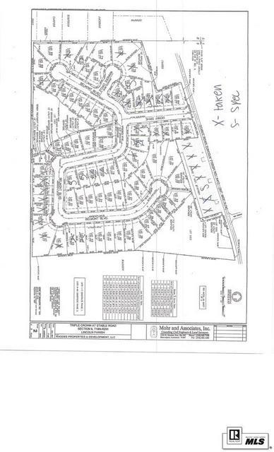 LOT 34 BELMONT BOULEVARD, Ruston, LA 71270 - Photo 1