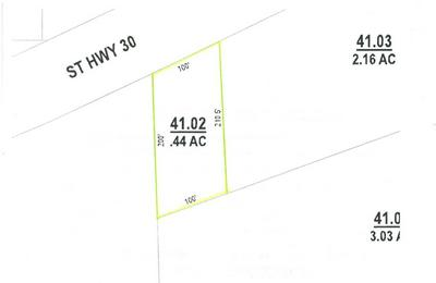 (0.44 ACRES) HWY 30 W, New Albany, MS 38652 - Photo 1