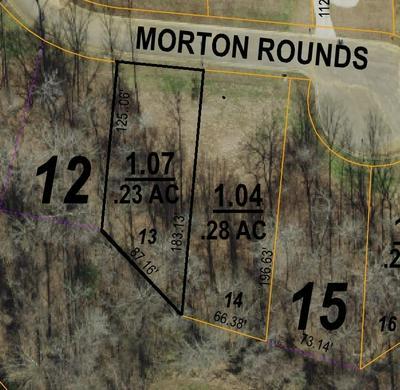 MORTON ROUNDS (LOT 13 ABERMAR), New Albany, MS 38652 - Photo 1