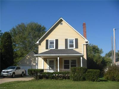 14938 LAKE ST, MIDDLEFIELD, OH 44062 - Photo 1