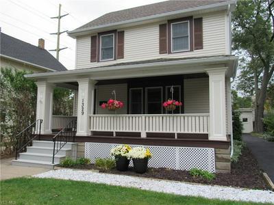1329 NELSON ST, Lakewood, OH 44107 - Photo 1