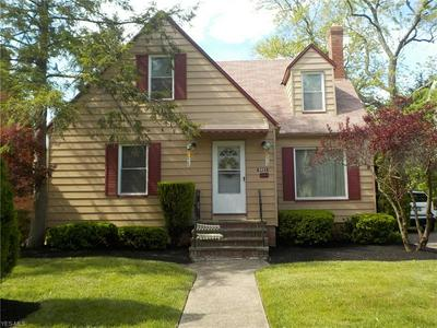 3421 BERKELEY RD, Cleveland Heights, OH 44118 - Photo 1