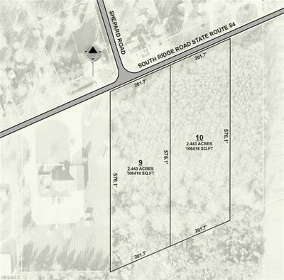 LOT 9 S RIDGE ROAD # PARCEL 9, Perry, OH 44081 - Photo 2