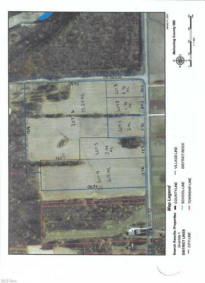 LOT 1 MILLER RD, Lowellville, OH 44436 - Photo 2