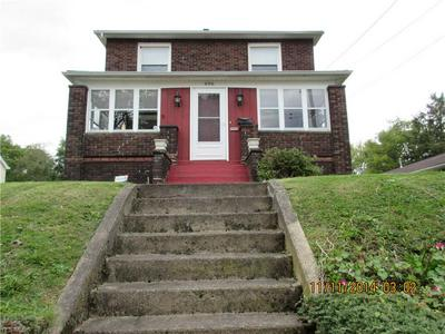 496 12TH ST, Campbell, OH 44405 - Photo 2