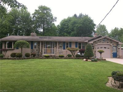 7861 STATE ROUTE 193, Williamsfield, OH 44093 - Photo 1