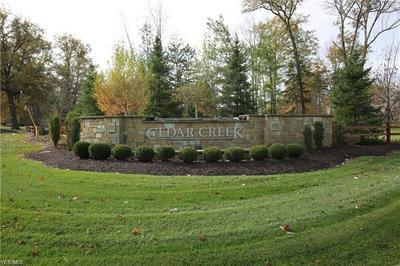 CEDAR CREEK DRIVE, Strongsville, OH 44149 - Photo 1
