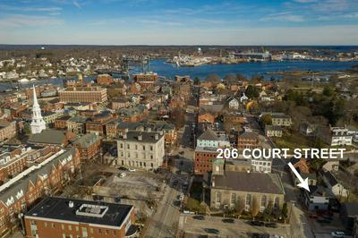 206 COURT ST, Portsmouth, NH 03801 - Photo 1