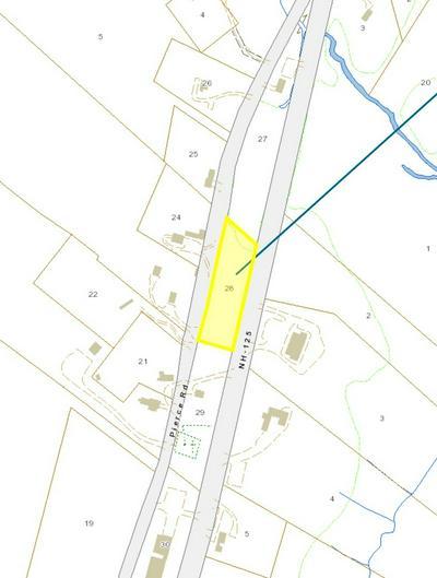 0 NH 125/PIERCE ROAD, Barrington, NH 03825 - Photo 2