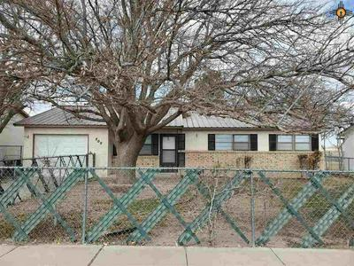 808 W DOGWOOD AVE, LOVINGTON, NM 88260 - Photo 1