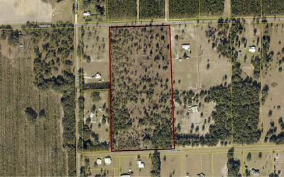 . CAN PURCHASE THE WHOLE 20 ACRES THAT FRONT ON 180TH ST. AND 182ND PATH., McAlpin, FL 32062 - Photo 1
