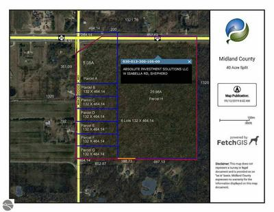 00 S MAGRUDER ROAD PARCEL F, SHEPHERD, MI 48883 - Photo 1