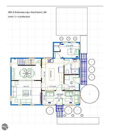 405 S SHABWASUNG ST, NORTHPORT, MI 49670 - Photo 2