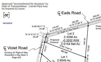 0 VIOLET ROAD, Crittenden, KY 41030 - Photo 1