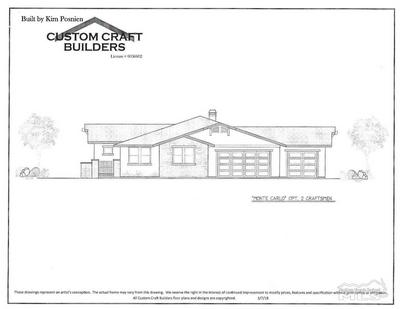 1791 BELLA CASA DR LOT 11, Minden, NV 89423 - Photo 1