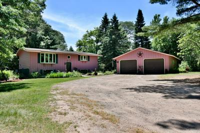 W5801 SHELL CREEK RD, Minong Township, WI 54859 - Photo 1