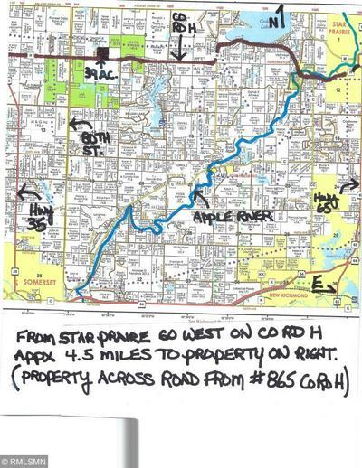XXXX COUNTY ROAD H, STAR PRAIRIE, WI 54026 - Photo 2