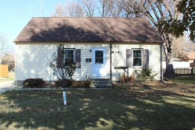 414 W CRAWFORD ST, Luverne, MN 56156 - Photo 1