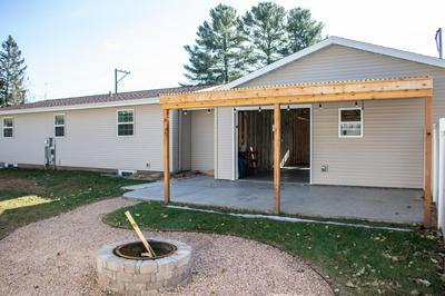 416 DALLAS ST, Chetek, WI 54728 - Photo 2