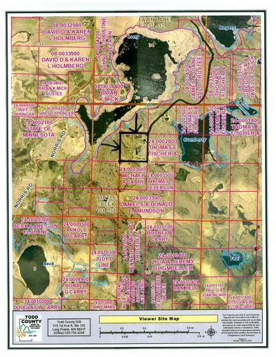 TBD LAND HAS NO STREET NAME, Cushing, MN 56443 - Photo 1