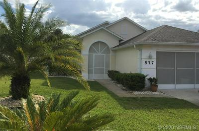 577 CORAL TRACE BLVD, Edgewater, FL 32132 - Photo 1