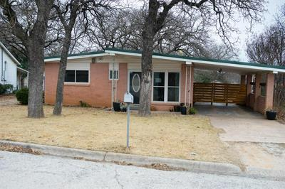 310 GALLIA ST, BOWIE, TX 76230 - Photo 1