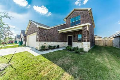 313 BILLY WICKLIFFE DRIVE, Wilmer, TX 75172 - Photo 1