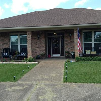 305 N TYLER AVE, Dawson, TX 76639 - Photo 2