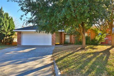 4017 CHRIS DR, Abilene, TX 79606 - Photo 1