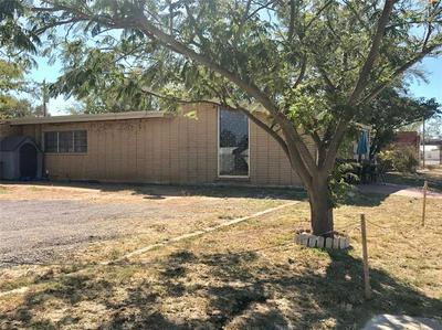 807 COMMERCIAL AVE, Anson, TX 79501 - Photo 2