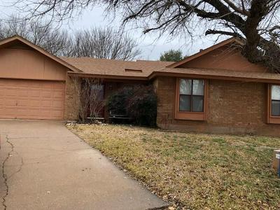 8026 VITA CT, Abilene, TX 79606 - Photo 1