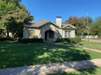 1702 BELMONT BLVD, Abilene, TX 79602 - Photo 1