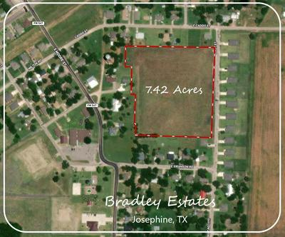 7.4 ACR EAST STREET, Josephine, TX 75173 - Photo 1