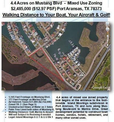 LOT 2 MUSTANG BOULEVARD, Port Aransas, TX 78373 - Photo 2